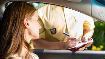 traffic ticket bail bond