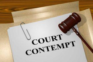 Contempt-of-Court